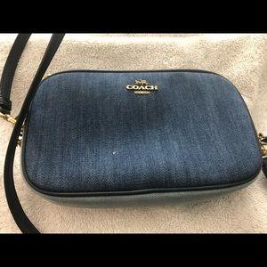 Coach shoulder bag/clutch